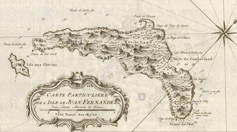 ¿Conoces el archipiélago de Juan Fernández?
