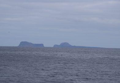 En la isla de San Ambrosio